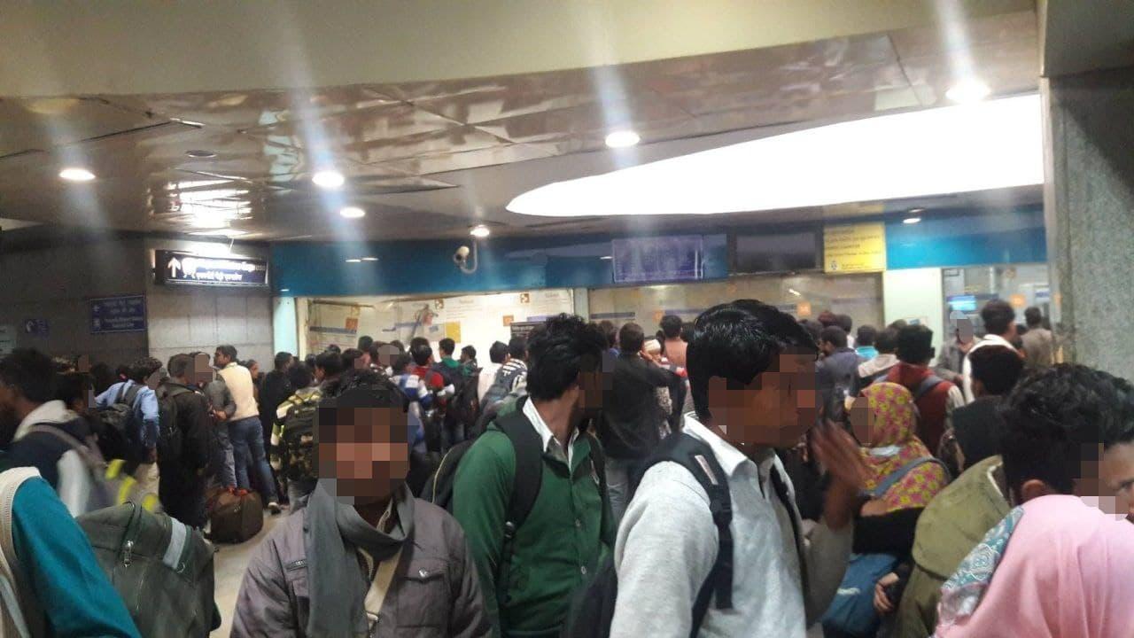 Memori Delhi Metro